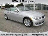 2012 Titanium Silver Metallic BMW 3 Series 328i Convertible #56481237