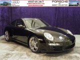 2005 Black Porsche 911 Carrera S Coupe #56481225