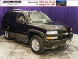 2005 Black Chevrolet Tahoe Z71 4x4 #56481224