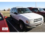 1997 Oxford White Ford Explorer XLT 4x4 #56481044