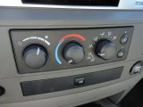 2007 Dodge Ram 3500 Laramie Quad Cab Controls