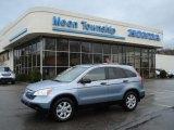 2009 Glacier Blue Metallic Honda CR-V EX 4WD #56481187