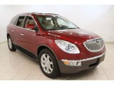 2009 Red Jewel Tintcoat Buick Enclave CXL AWD #56514160
