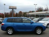 2008 Blue Streak Metallic Toyota Highlander  #56513878