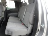 2012 Toyota Tundra SR5 Double Cab Graphite Interior
