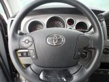 2012 Toyota Tundra Double Cab 4x4 Steering Wheel