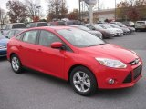 2012 Race Red Ford Focus SE Sport Sedan #56514116