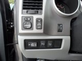 2012 Toyota Tundra Double Cab 4x4 Controls