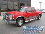 2003 Victory Red Chevrolet Silverado 1500 Z71 Extended Cab 4x4 #56514107