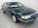 Lincoln Continental 1992 Data, Info and Specs