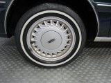 Lincoln Continental 1992 Wheels and Tires