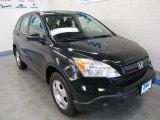 2008 Nighthawk Black Pearl Honda CR-V LX 4WD #56514091