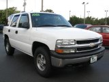 2005 Summit White Chevrolet Tahoe LS 4x4 #56514341