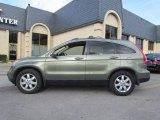 2008 Green Tea Metallic Honda CR-V EX-L #56514078