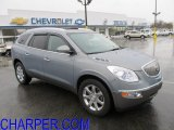 2008 Blue Gold Crystal Metallic Buick Enclave CXL AWD #56514329