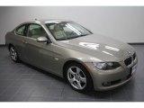 2009 Platinum Bronze Metallic BMW 3 Series 328i Coupe #56514051