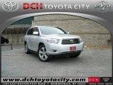 2010 Classic Silver Metallic Toyota Highlander Sport 4WD #56514284