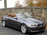 2008 Sparkling Graphite Metallic BMW 3 Series 335i Convertible #56513755