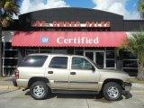 2005 Sandstone Metallic Chevrolet Tahoe LS #56513732