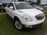2010 White Opal Buick Enclave CXL #56514028