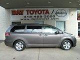 2012 Predawn Gray Mica Toyota Sienna LE #56513714