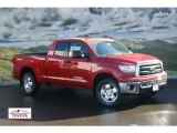 2012 Barcelona Red Metallic Toyota Tundra SR5 Double Cab 4x4 #56513672