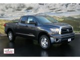 2012 Magnetic Gray Metallic Toyota Tundra TRD Double Cab 4x4 #56513670