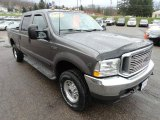 2002 Ford F250 Super Duty Dark Shadow Grey Metallic