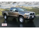 2012 Pyrite Mica Toyota Tacoma V6 SR5 Access Cab 4x4 #56513667