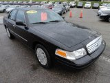 Ford Crown Victoria 2010 Data, Info and Specs
