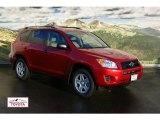 2011 Barcelona Red Metallic Toyota RAV4 I4 4WD #56513665