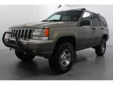 1996 Charcoal Gold Satin Jeep Grand Cherokee Laredo 4x4 #56513654