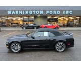 2011 Ebony Black Ford Mustang GT/CS California Special Convertible #56513968