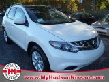2012 Pearl White Nissan Murano SL #56513543