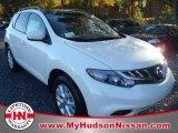 2012 Pearl White Nissan Murano SL #56513530