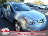 2012 Frosted Steel Nissan Rogue SV #56513525