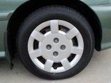 Kia Rio 2002 Wheels and Tires