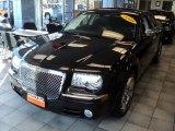 2008 Brilliant Black Crystal Pearl Chrysler 300 Touring #56514163
