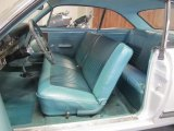 Ford Fairlane Interiors