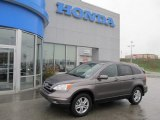 2010 Urban Titanium Metallic Honda CR-V EX-L AWD #56564013