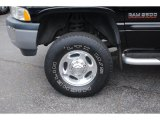 2001 Dodge Ram 2500 SLT Quad Cab 4x4 Wheel