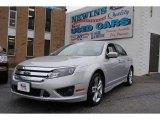 2010 Brilliant Silver Metallic Ford Fusion Sport #56564481