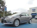 2012 Sterling Grey Metallic Ford Focus Titanium 5-Door #56563977