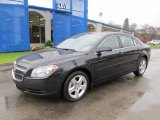 2012 Black Granite Metallic Chevrolet Malibu LS #56563965