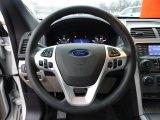 2011 Ford Explorer FWD Steering Wheel