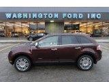 2010 Cinnamon Metallic Lincoln MKX AWD #56564179