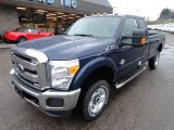 2012 Ford F350 Super Duty XLT SuperCab 4x4 Data, Info and Specs