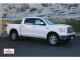 2012 Super White Toyota Tundra Platinum CrewMax 4x4 #56563893