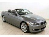 2009 Space Grey Metallic BMW 3 Series 328i Convertible #56564361