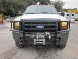 2006 Ford F350 Super Duty XL SuperCab 4x4 Chassis Data, Info and Specs